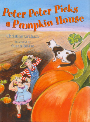 Peter Peter Picks a Pumpkin House